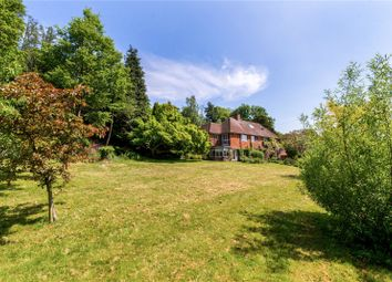 Thumbnail 5 bed detached house for sale in Malthouse Lane, Hambledon, Godalming, Surrey