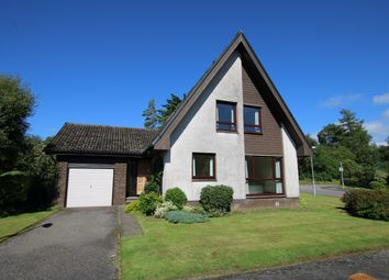 Thumbnail 3 bed detached house for sale in 8 Ferryfield Drive, Connel
