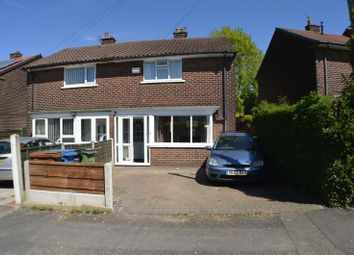 Thumbnail 2 bed property for sale in Botany Road, Woodley, Stockport