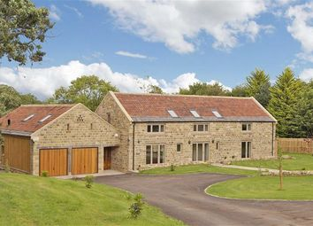Thumbnail 4 bed barn conversion for sale in Bishop Thornton, Harrogate