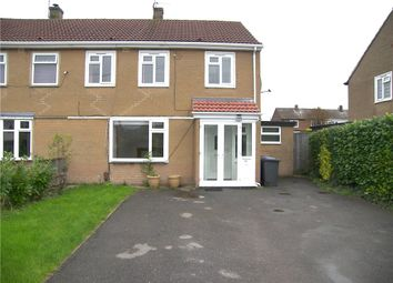 Thumbnail 3 bedroom semi-detached house to rent in Brentford Drive, Derby
