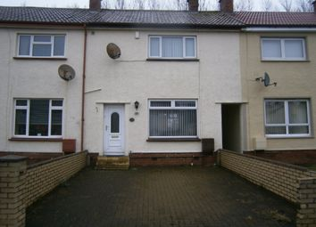 Thumbnail 2 bed terraced house to rent in James Campbell Road, Ayr