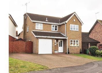 Thumbnail 4 bed detached house for sale in Cooks Green, Basildon