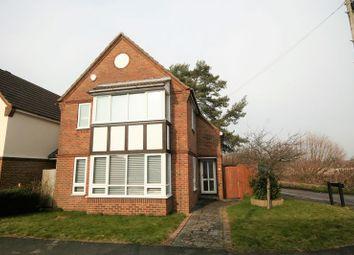 Thumbnail 4 bedroom detached house for sale in St. Georges Road, Badshot Lea, Farnham