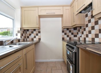 Thumbnail 1 bed town house to rent in Normanton Grove, Stoke-On-Trent