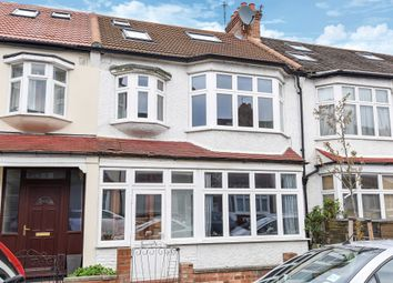 Thumbnail 4 bed terraced house for sale in Cedar Road, Addiscombe, Croydon