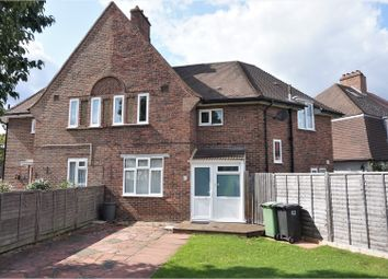 Thumbnail 3 bed semi-detached house for sale in Randlesdown Road, Catford