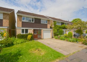 Thumbnail 4 bed detached house to rent in Lincoln Park, Amersham