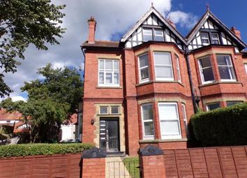 Thumbnail 1 bed flat for sale in Harcourt, Craig Y Don, Llandudno, Conwy