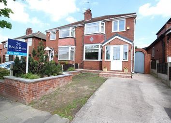Thumbnail 3 bed semi-detached house for sale in Marlborough Road, Hyde
