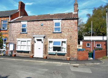 Thumbnail 4 bed semi-detached house for sale in Silver Street, Waddingham, Gainsborough