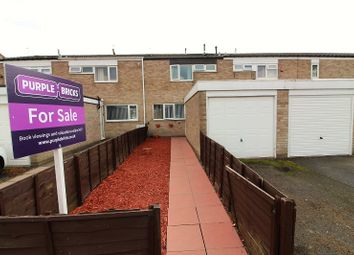 Thumbnail 3 bed terraced house for sale in Tibbats Close, Birmingham
