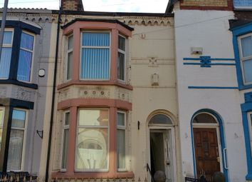 Thumbnail 2 bed terraced house to rent in Beatrice Street, Liverpool
