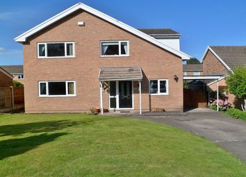Thumbnail 4 bedroom detached house for sale in Drws-Y-Coed Coed-Y-Glyn, Wrexham