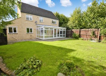 Thumbnail 4 bed detached house for sale in Perrinsfield, Lechlade, Gloucestershire
