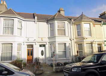 4 bed terraced house for sale in Pasley Street, Stoke, Plymouth PL2
