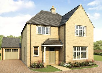 """Thumbnail 4 bedroom detached house for sale in """"Cambridge"""" at Bardolph Way, Huntingdon"""