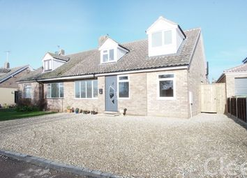 Thumbnail 3 bed semi-detached house for sale in Pecked Lane, Bishops Cleeve, Cheltenham