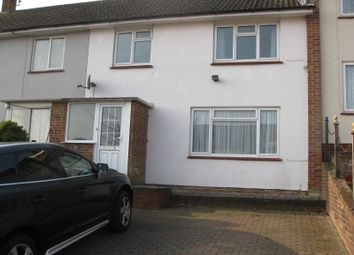 Thumbnail 3 bedroom terraced house to rent in Marley Rise, Battle