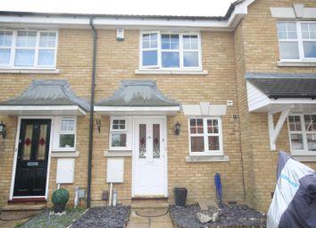 Thumbnail 2 bed terraced house for sale in Greenwood Gardens, Shenley, Radlett