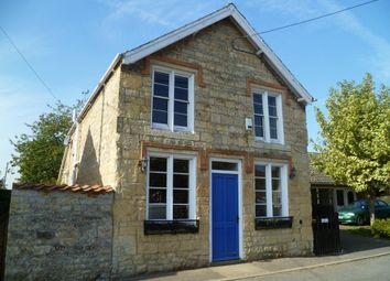 Thumbnail 3 bed detached house to rent in Potterhanworth Old Post Office Middle Street, Potterhanworth, Lincoln