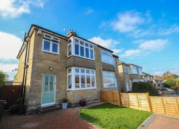Thumbnail 3 bedroom semi-detached house for sale in Mount Road, Southdown, Bath