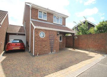 Thumbnail 3 bedroom detached house for sale in Fallowfield, Sittingbourne, Kent