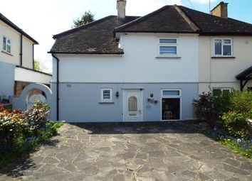 Thumbnail 3 bed semi-detached house for sale in Chigwell, Essex