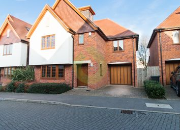 Thumbnail 5 bed detached house for sale in Bishop Ramsey Close, Ruislip