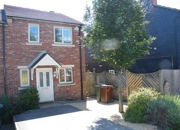 Thumbnail 2 bed semi-detached house to rent in Ivy Villas, Blake Street, Mansfield Woodhouse, Mansfield