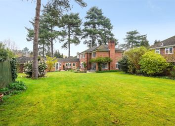 Thumbnail 5 bed detached house for sale in Farleton Close, Weybridge, Surrey