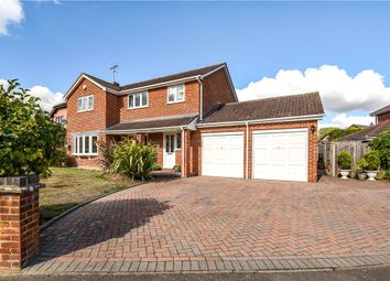 Thumbnail 4 bed detached house for sale in St. James Road, Finchampstead, Wokingham