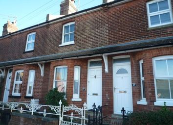 Thumbnail 2 bed terraced house to rent in Argyle Road, Sevenoaks