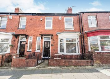 Thumbnail 3 bed terraced house for sale in Cleveland Road, Barnes, Sunderland