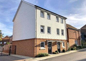 Thumbnail 3 bed semi-detached house for sale in Eden Road, Dunton Green