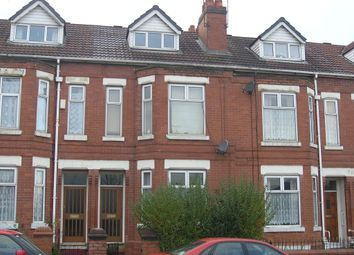 Thumbnail 1 bed terraced house to rent in Sir Matt Busby Way, Old Trafford, Manchester