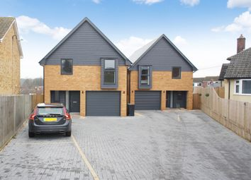 Thumbnail 4 bed detached house for sale in Lion Close, Overton, Basingstoke
