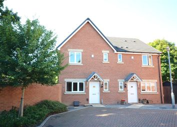 Thumbnail 3 bed semi-detached house for sale in Hampshire Close, Wokingham, Berkshire