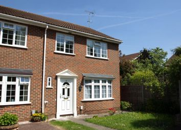 Thumbnail 3 bed end terrace house to rent in Stake Lane, Farnborough