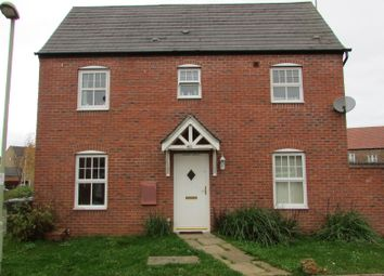 Thumbnail 3 bed detached house to rent in Lord Grandison Way, Banbury