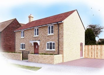 Thumbnail 3 bed detached house for sale in Breach Field, Wool, Wareham