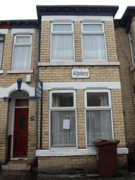 Thumbnail 4 bed terraced house to rent in Hardy Street, Hull