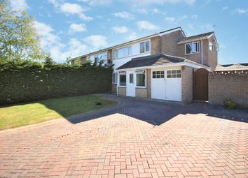 Thumbnail 4 bed semi-detached house for sale in Paxcroft Way, Trowbridge