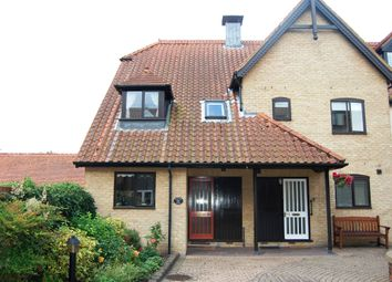 Thumbnail 3 bedroom town house for sale in Cumberland Mews, Woodbridge