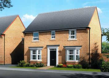 Thumbnail 4 bedroom detached house for sale in The Bradgate, Station Road, Warboys