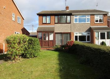 Thumbnail 3 bed semi-detached house to rent in Skellow Road, Carcroft, Doncaster