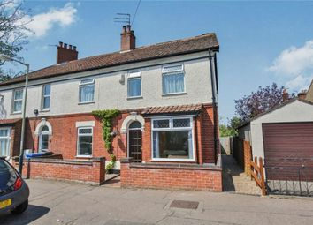 Thumbnail 3 bedroom semi-detached house for sale in Wolfe Road, Thorpe Hamlet, Norwich