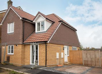 3 bed detached house for sale in Marjoram Crescent, Cowplain, Waterlooville PO8