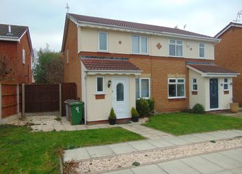 Thumbnail 3 bed semi-detached house to rent in Lapworth Close, Moreton, Wirral, Merseyside