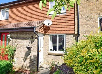 Thumbnail 2 bed terraced house for sale in Wittersham Close, Walderslade, Chatham, Kent